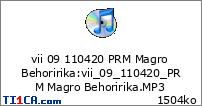 vii 09 110420 PRM Magro Behoririka